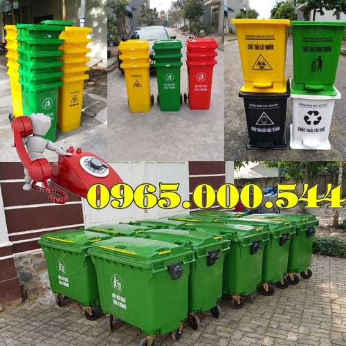 Bán thùng rác công cộng tại đồng tháp