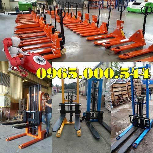Xe nâng tay giá rẻ tại Ninh Bình